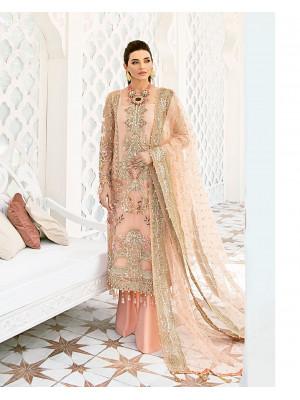 Voir Embroidered Net 3-Piece Suit WS-07 - Fleur De Rose Wedding Formals