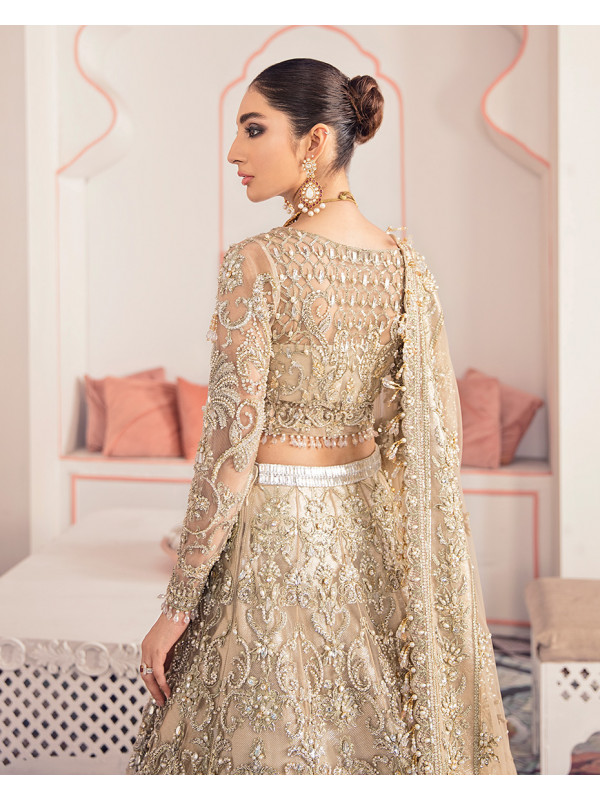 Saiba B-1 Shehrnaz Bridal Collection 2020