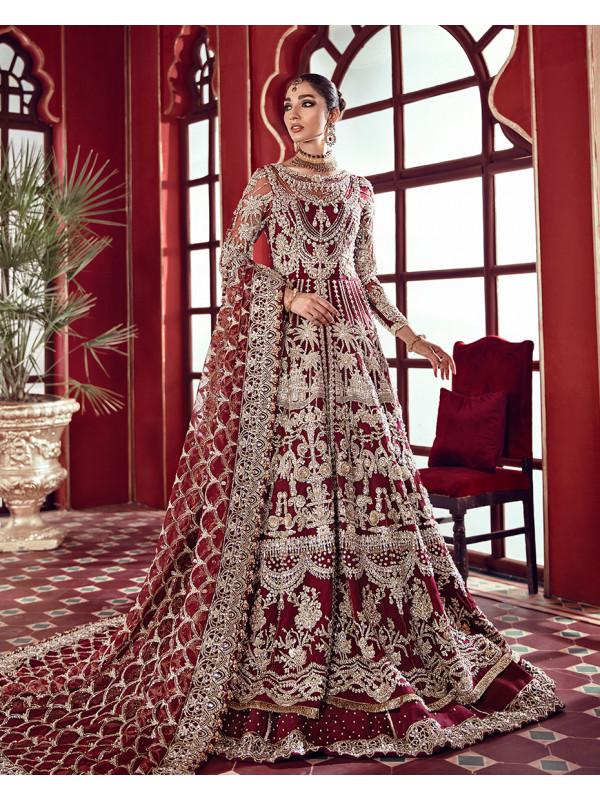 Serat B-2 Shehrnaz Bridal Collection 2020