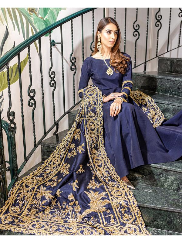Ghazal ABS-01 - Aarzoo Bridal Shawls
